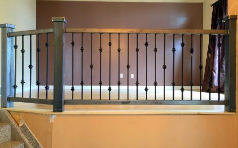 Square Steel Tubing Handrail
